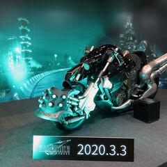 Модель мотоцикла из <i><a href=