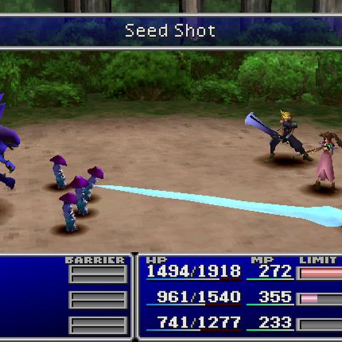 Seed Shot.