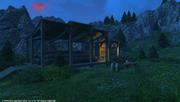 FFXIV Coerthas Cabin