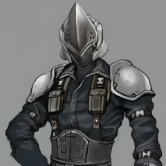 Artwork of SOLDIER 3rd Class from <i><a href=