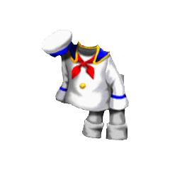 Sailor Suit - Cargo Ship.