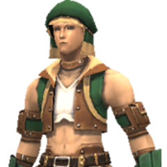 Rogue's attire<br />Pillager's attire