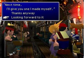 Dating guide Final Fantasy 7