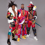 WWE New Day WM33