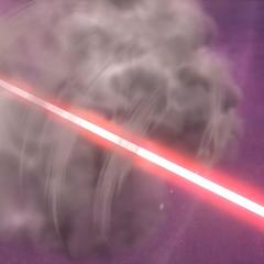 Magitek Laser.