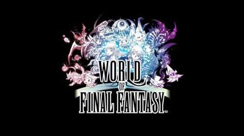 World of Final Fantasy OST - 4.21 Silent World
