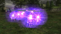 Curaga II Spell from FFXI