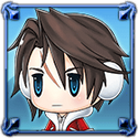 DFFNT Player Icon Squall Leonhart PFF 002