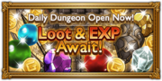 Daily Dungeon Banner