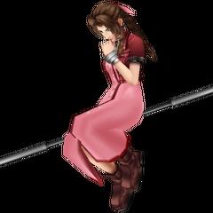 Аллюзия в <i>Dissidia 012 Final Fantasy</i>.