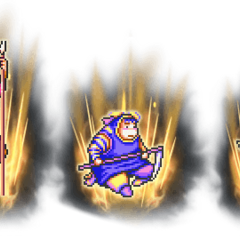 Ultimate+ Magus Sisters.