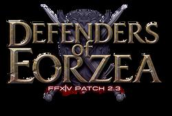 FFXIV Defenders of Eorzea
