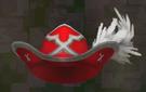 LRFFXIII Hotblooded Tricorne