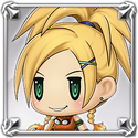DFFNT Player Icon Rikku PFF 001