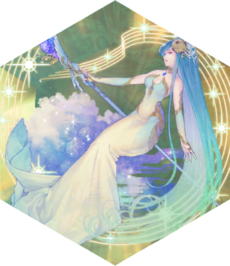 FFDII Juno Eternal Love III Crystal