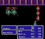FFIII NES Ice