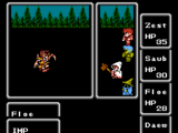 Final Fantasy command abilities