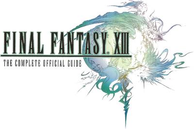 FFXIII Complete Guide Logo