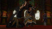 FFXIV Hien vs Yotsuyu