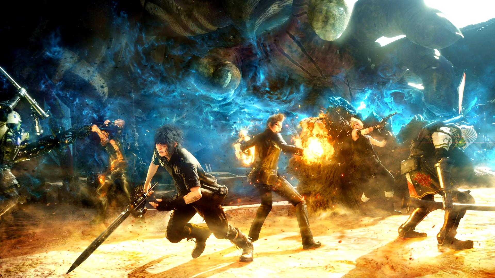 Final Fantasy Xv Final Fantasy Wiki Fandom