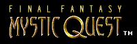 Final Fantasy Mystic Quest logo
