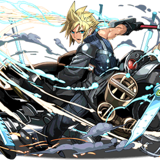 No. 2764 Cloud & Fenrir.