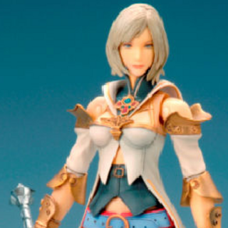 Ashe's Play Arts.