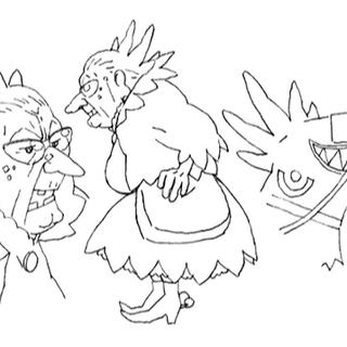 Chocoimo sketches