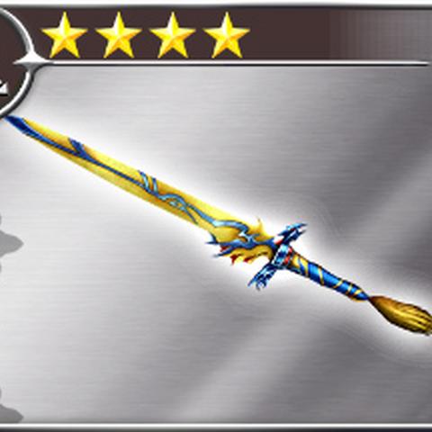 Onion Sword.
