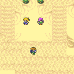 The Desert of Shifting Sands (GBA).