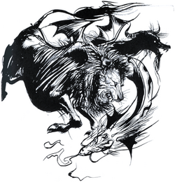 FF1 Chimera Artwork