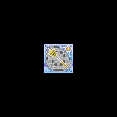 Voltaic Mace (SSR+).