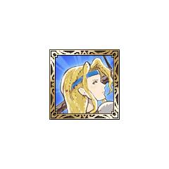 Celes's icon.