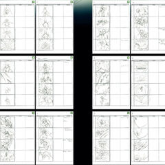 Ending storyboard.