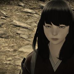 Yotsuyu no passado.