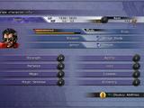 Final Fantasy X stats