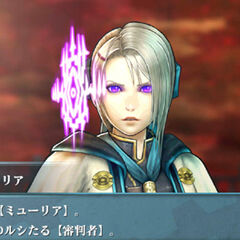 Miyu in <i>Final Fantasy Agito</i>.