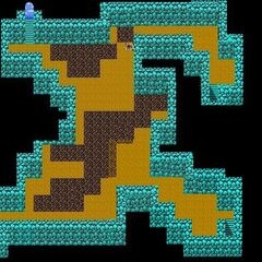 Deist Cavern's First Floor (NES).