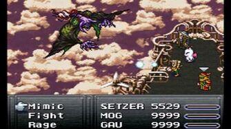 FF VI - Doom Gaze