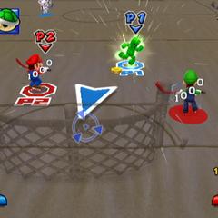 <i>Mario Sports Mix</i>.