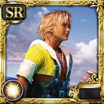 Square Enix Legend World - Tidus SR