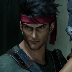 Biggs in <i>Final Fantasy VII Remake</i>.