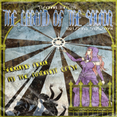 <i>The Song of the Savior</i> poster.