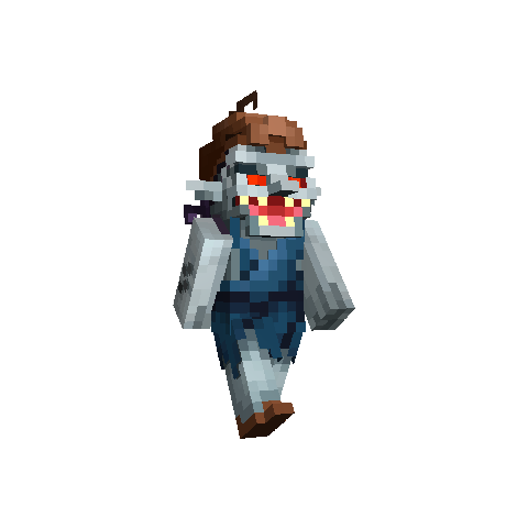 <i>Minecraft</i> skin
