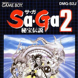 <i>Sa·Ga 2: Hihou Densetsu</i><br />Game Boy<br />Japan, 1990