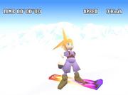 Snowboarding ff7
