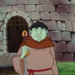Friar Astos.