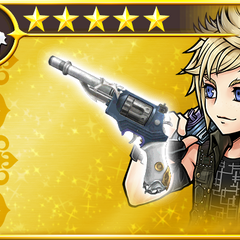 Mythril Pistol.