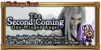 FFRK The Second Coming Event