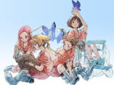 Final Fantasy Tactics Advance characters